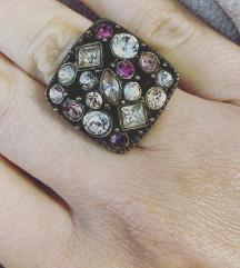Prsten kvalitetna bizuterija 18mm