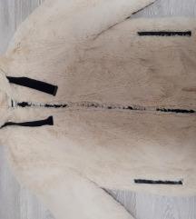Toplo bijela bundica