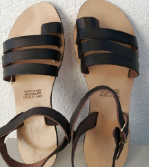 ❤️ PAOLA FIRENZE nove kožne sandale ❤️