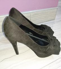 Salonke, sandale, štikle 39 NOVO