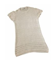 Zara mini knitted ljetna haljinica