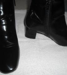 Gossip čizme-gležnjače-blok peta 36