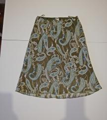 Nova suknja od viskoze BLUE MOTION br40