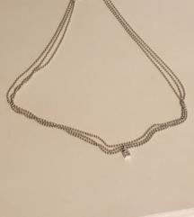 Esprit srebrna ogrlica