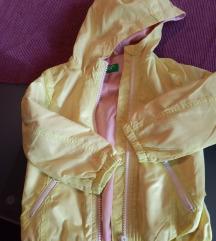 Proljetna jakna za djevojčice