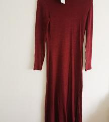 MANGO pletena haljina