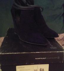 Kožne cipele, platforme