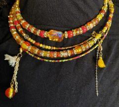 Ručno rađena ogrlica