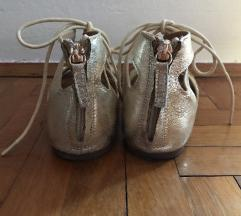 Zlatne sandale