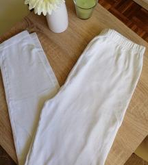 Bijele Elasthan tajice