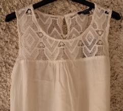 Esmara bijela maxi haljina bez rukava