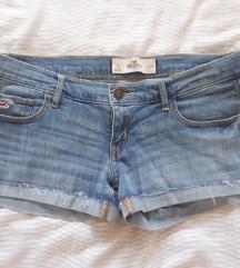 Hollister kratke traper hlače