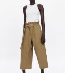 Zara lanene hlače