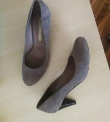 Salonka/cipela s potpeticom kožna Karla 39