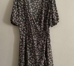 pull&bear haljina na vezanje