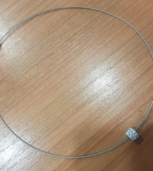Ogrlica krisali magnet
