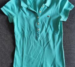 ORIGINAL Lacoste plava/tirkizna kratka majica