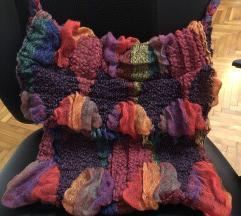 Prešarena torba handmade