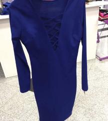Nova plava haljina
