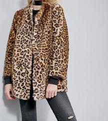 Stradivarius bunda sa leopard uzorkom