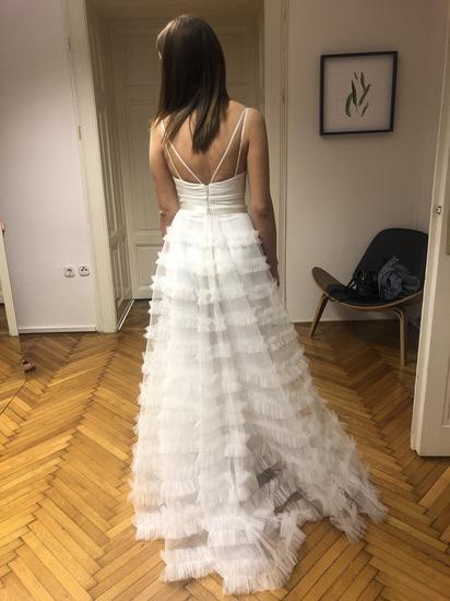 Envy Room vjenčanica kombinezon