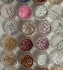 Makeup pigmenti