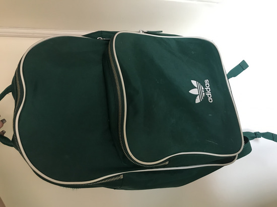 Adidas ruksak zeleni