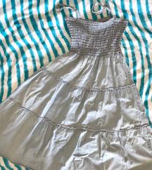 Pamučna ljetna haljina L/XL