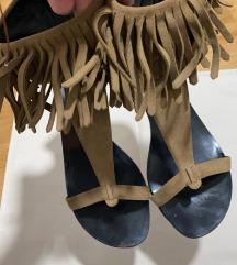 Balmain ljetne sandale