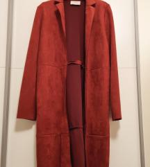 Novi ZARA kaput umjetna koža