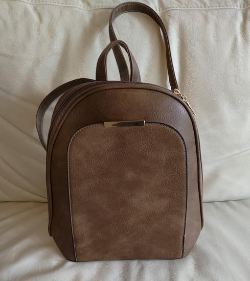 MASS smeđi ruksak