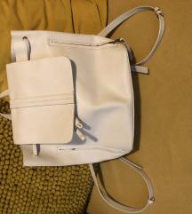 Zara bijeli ruksak
