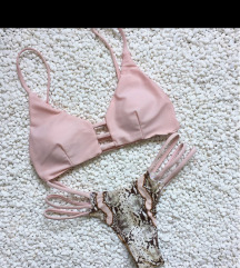 Boa pink bikini vel. S