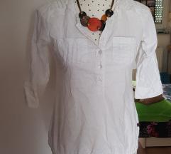 Slatka bijela pamučna košuljica