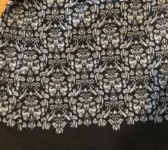 Vunena nova suknja