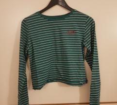 Zelena majica na rige L