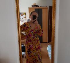Stradivarius cvjetna haljina