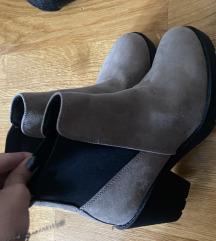 Hm nenosene cizme