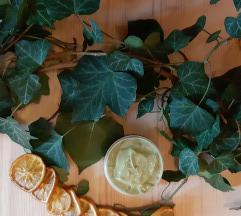 Anticelulitna krema zeleni čaj, kofein, bršljan
