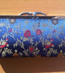Vintage clutch novčanik / mala torbica