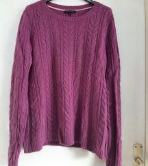 Tommy Hilfiger ženski ljubičasti pulover