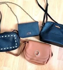 Lot torbica - crna sa cirkonima prodana!