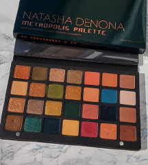 Natasha Denona METROPOLIS paleta