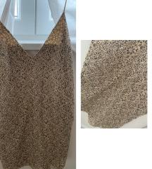 Oversized cipkana haljina