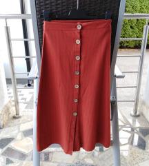 PULL&BEAR | suknja