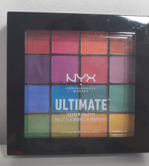 NYX ULTIMATE paleta **NOVO**