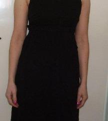 Crna haljina 34, xs