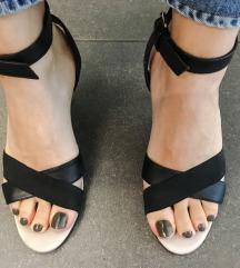Other Stories crne sandale na petu
