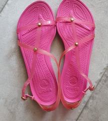 CROCS gumene sandale za more, br 37