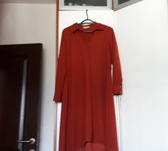 Asimetrična haljina,košulja,ogrtač?L/XLuklj pt